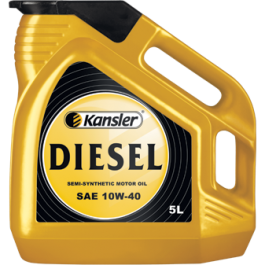 KANSLER  DIESEL  10W-40  Semi-synthetic