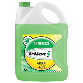 PILOTS ANTIFREEZE-40 Professional  Line (GREEN)