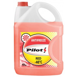 PILOTS ANTIFREEZE-40 Professional Line (RED)