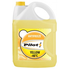 PILOTS ANTIFREEZE-40 Professional Line (YELLOW)