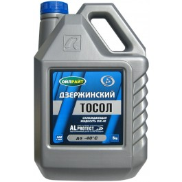 ДЗЕРЖИНСКИЙ ТОСОЛ ОЖ-40 (TM OIL RIGHT)