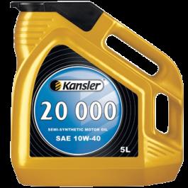 KANSLER  20 000  SAE 10W-40  Semi-synthetic