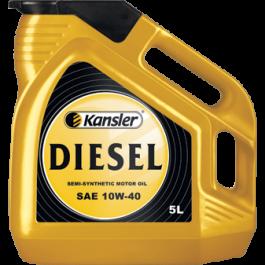 KANSLER  DIESEL  10W-40  Semi-synthetic
