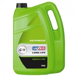 LUXE ANTIFREEZE G11 LONG LIFE (verde)