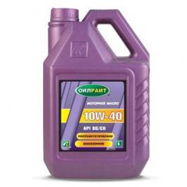 OIL RIGHT  10W-40  Полусинтетическое
